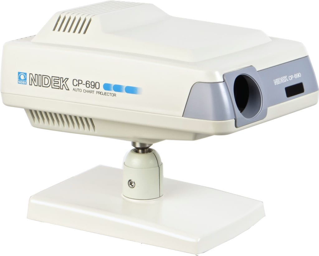 nidex autochart projector